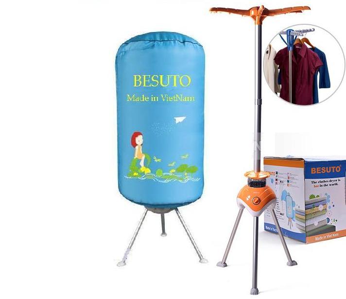 Máy sấy quần áo Besuto QA-998