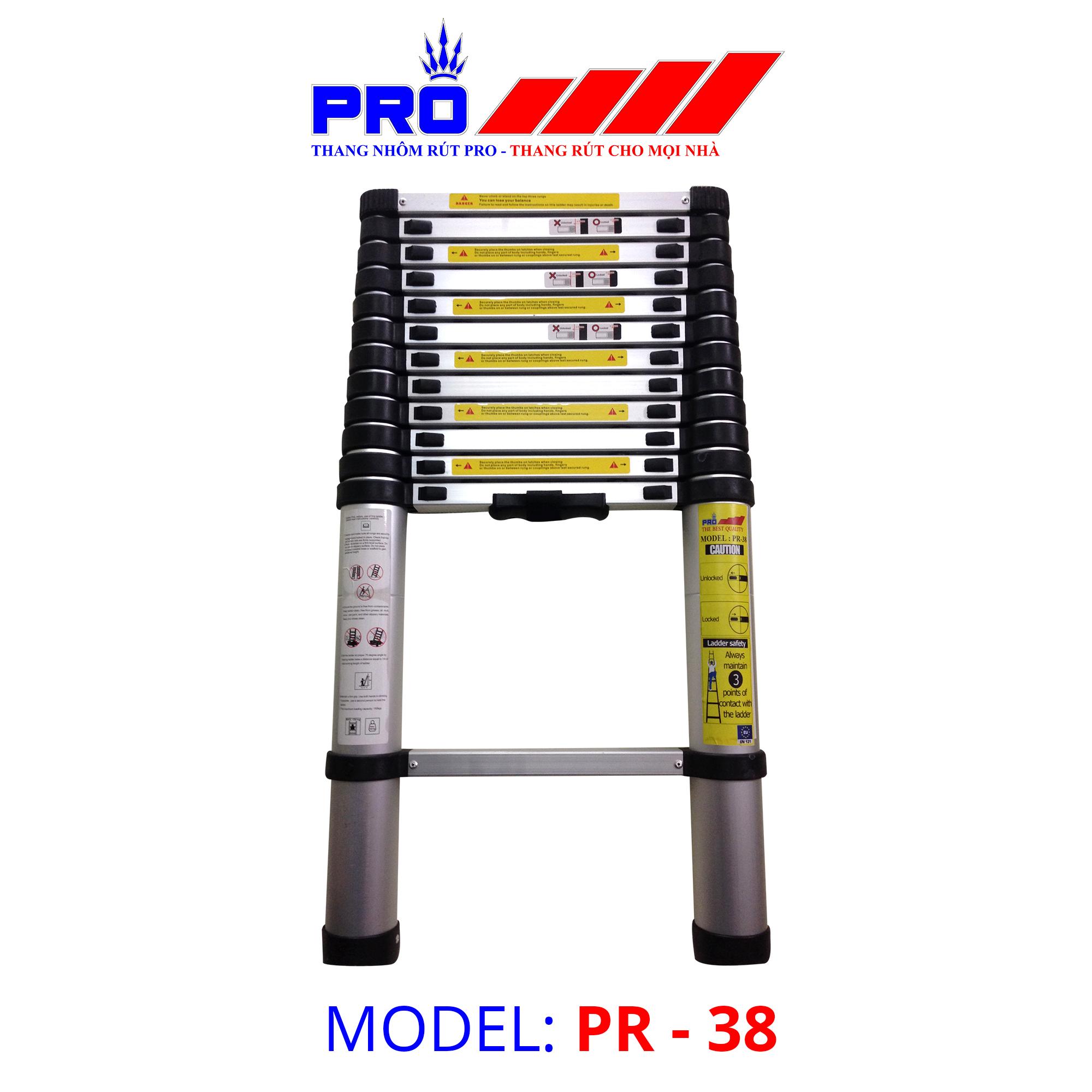 Thang nhôm PRO PR-38