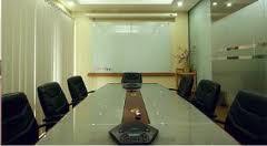 Bảng kính văn phòng KT: H1200xW1500mm BK1215