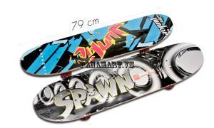 Ván trượt skateboard lướt phố cỡ lớn